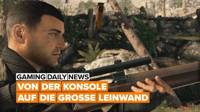 Sniper Elite wird verfilmt