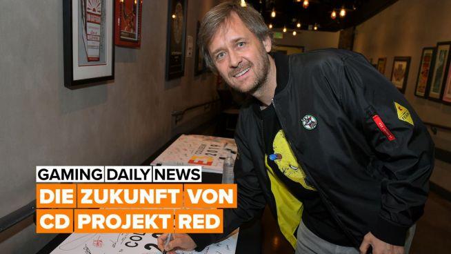 Was steht als nächstes für CD Projekt Red an?