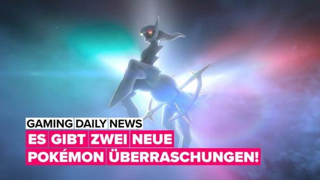 Pokémon kündigt 2 neue Spiele für Switch an