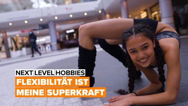 Next Level Hobbies: Der flexibelste Mensch der Welt