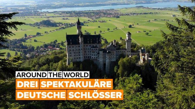 Rund um die Welt: Die spektakulärsten deutschen Schlösser