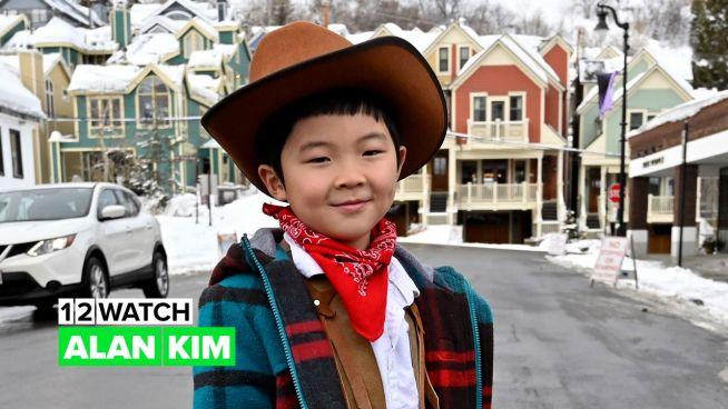 Alan Kim ist der neue Lieblings-Kinderstar von 2021