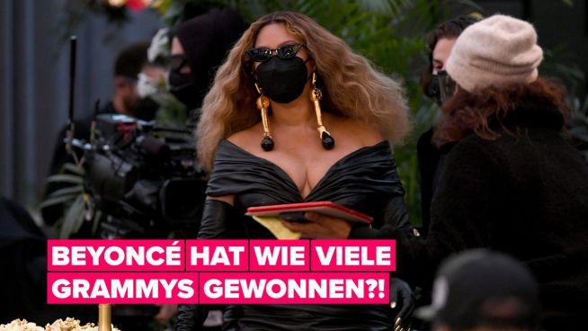 Beyoncé schreibt Grammy Geschichte als meistdekorierte Künstlerin aller Zeiten